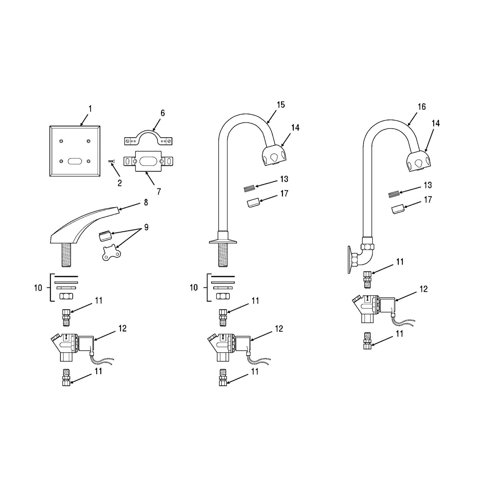for sloan sensor wiring diagrams light diagram wiring