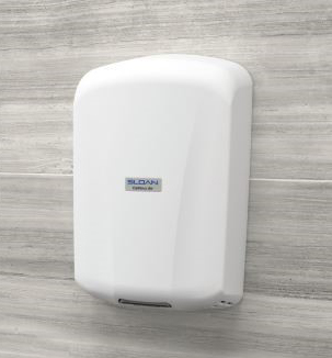 Hand Dryer Sloan Optima Air