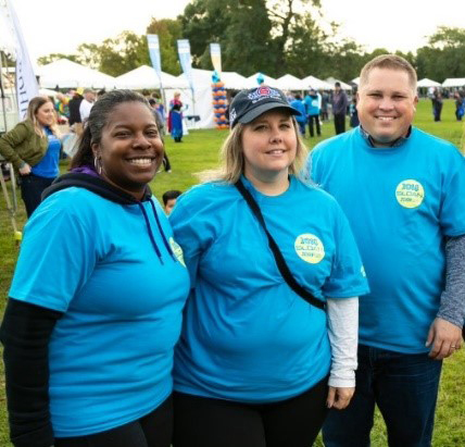 Sloan Team at JDRF One Walk