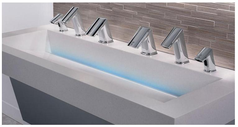AER-DEC 一体式水槽