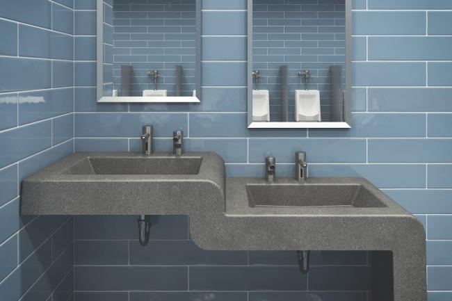 SloanStone Waterfall Sink