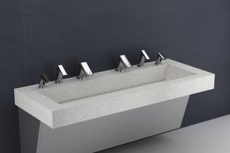 Aer Dec 174 Integrated Commercial Sink System Sloan