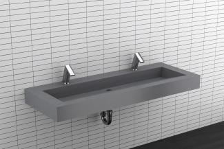 Designer Series Commercial Bathroom Sinks Sloan - Commercial grade bathroom fixtures