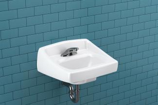 Vitreous China Bathroom Sinks Sloan