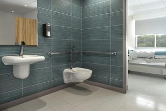 Commercial Restrooms in Healthcare Facilities