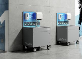 Sloan Mobile Handwashing Station