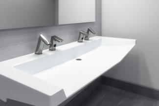 Solid Surface Sloanstone Sinks