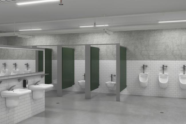 11 Commercial Restroom Design Details You Really Shouldnu0027t Forget. | Sloan