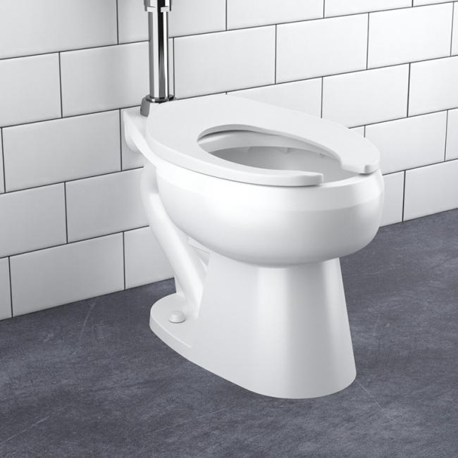 floor mounted - Commercial Bathroom
