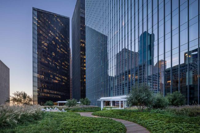 得克萨斯州 · 休斯顿 · Bank of America Tower(美国银行大厦)