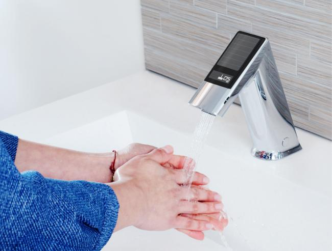 BASYS® 引导式洗手水龙头