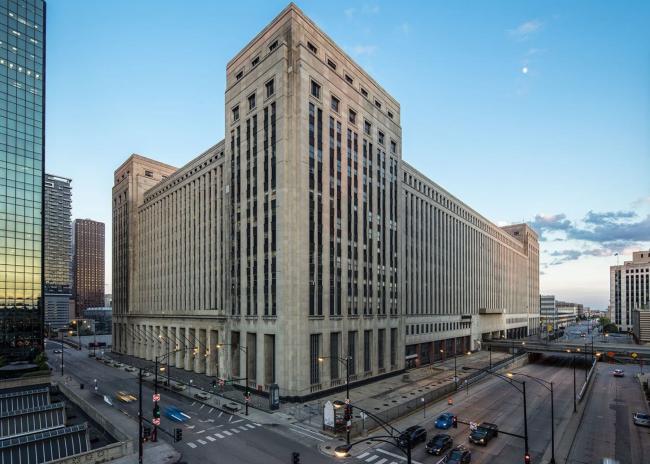 芝加哥老邮局
